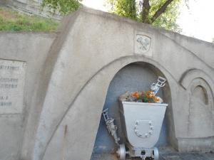 паметник на минюора с. павелско